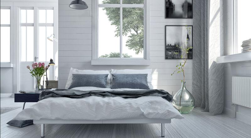 bigstock-Double-divan-bed-in-a-light-sp-86900537---